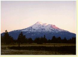 Mounth Shasta- North California